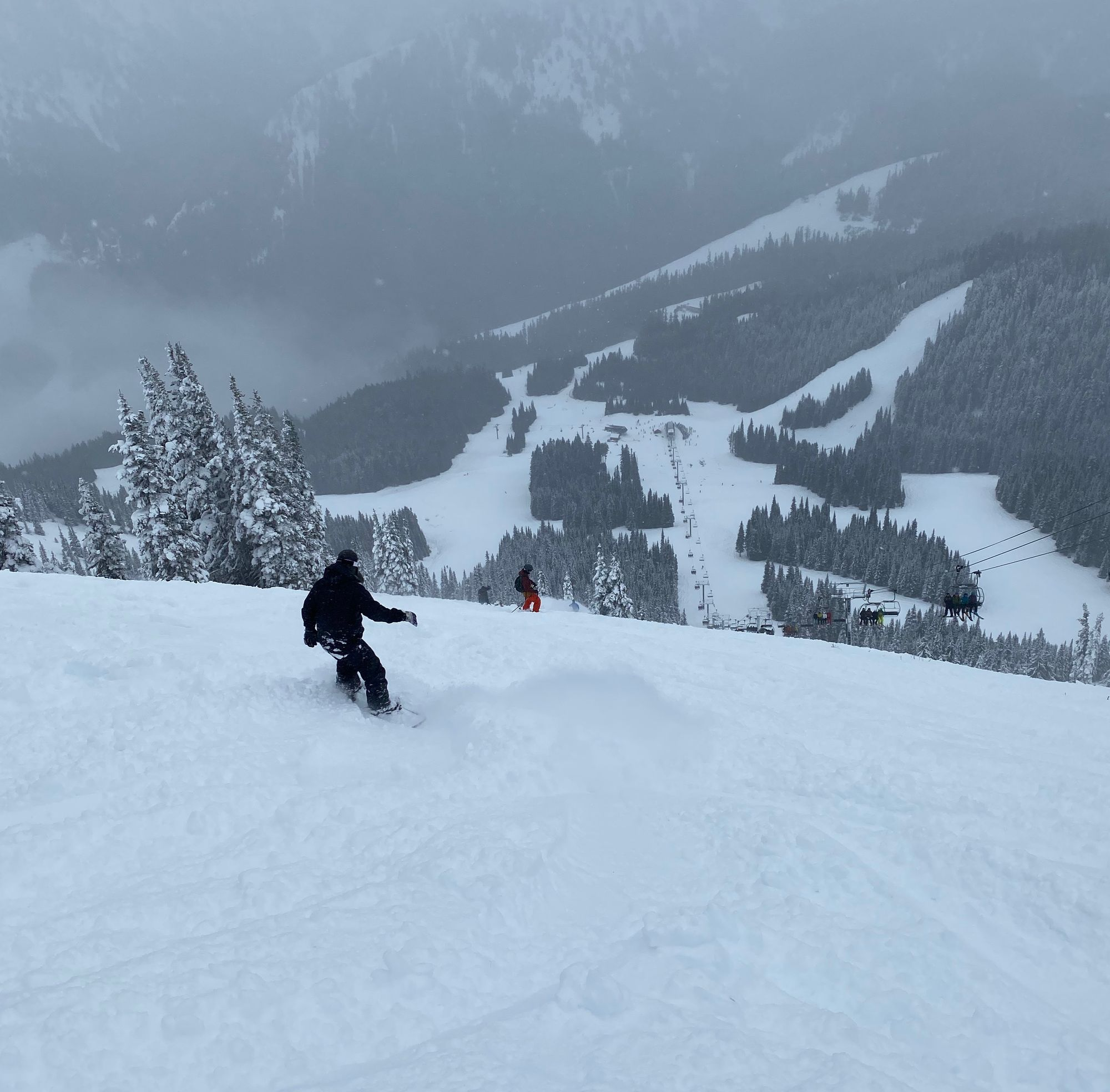 Trip Report: Crystal Mountain