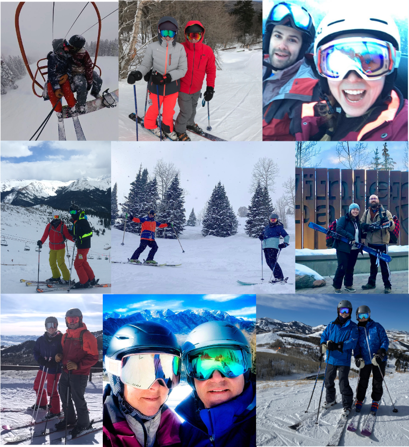 Love and Skiing: What Couples Have Learned From Skiing Together