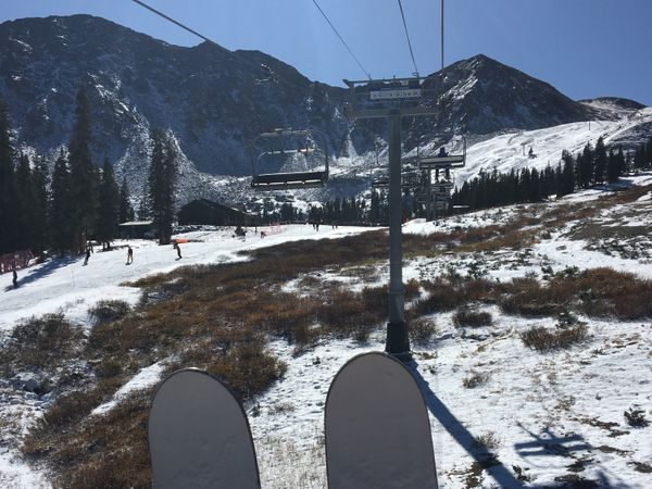 Day 1: Why We Love Arapahoe Basin Ski Area