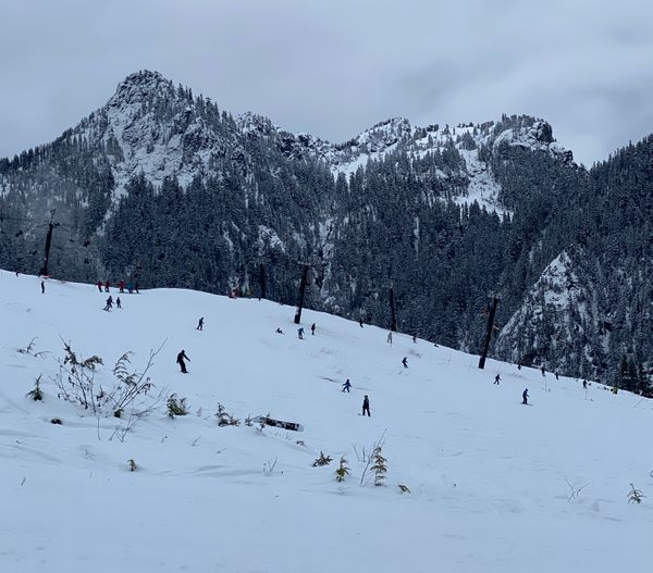Trip Report: Summit at Snoqualmie
